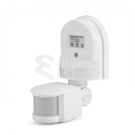 Sensor Detector De Movimiento Pared 180° Ledvance 220v